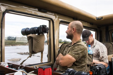 What Camera Should I Take on Wildlife Photographic Safari