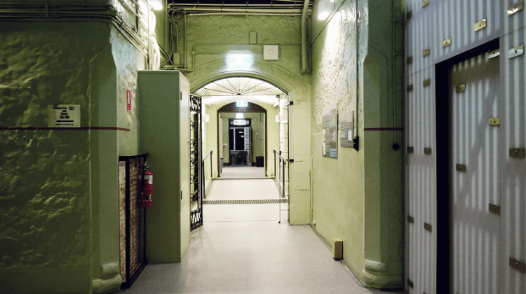 Spend the night in jail at Fremantle's newest hostel
