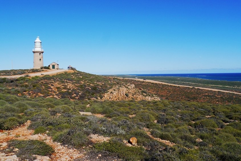 cape range national park coral coast