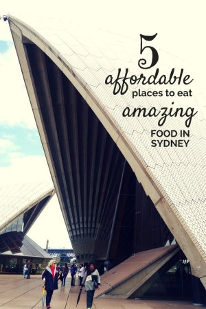 In a sprawling Australian city that boasts many of the top restaurants in Australia these are the ones I found to have the best food in Sydney...
