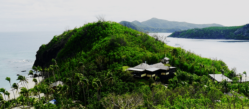Where to stay in Fiji: Mantaray Resort