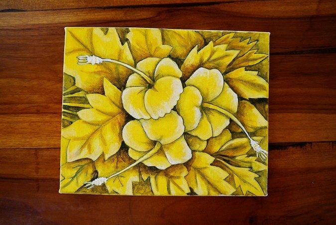 versatile blogger award balinese painting