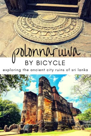Exploring the Ancient City of Polonnaruwa is a must-do activity in Sri Lanka - particularly if you're into culture and history - and the best way to see it is undoubtedly by bicycle. Here's everything you need to know to plan your own visit!