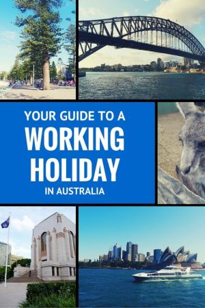 A comprehensive guide to everything you need to know about taking a Working Holiday in Australia from the moment you apply for your visa until you get home.