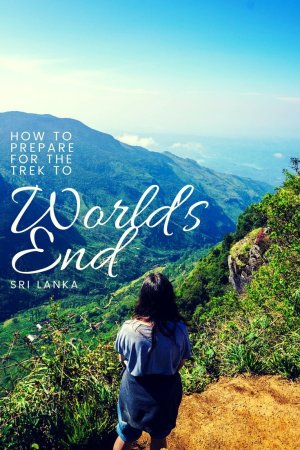 The trek to World's End in Horton Plains National Park is one of the most popular things to do in Sri Lanka but it involves some planning to get there!