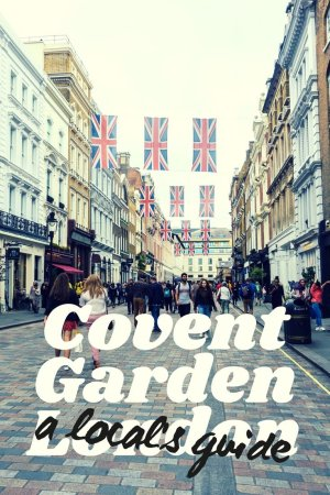 Discover a guide to the best things to see, do and eat in the Covent Garden area from the perspective of a London local...