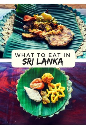 Most people don't realise that Sri Lankan food is about more than just curry but there are so many amazing dishes you must try as a first-time visitor!