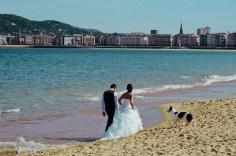 Reportaje de boda en la playa