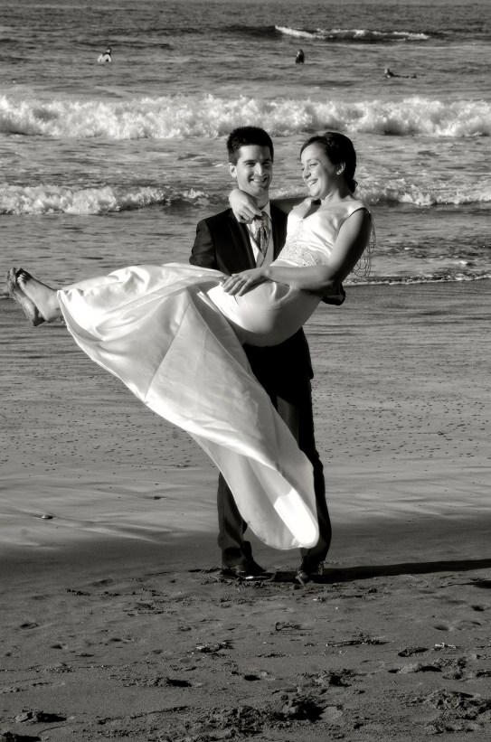 Fotografía de boda en Itzurun