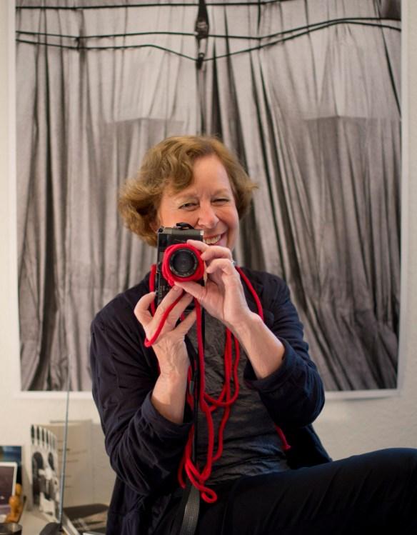 Der rote Faden - Barbara Klemm