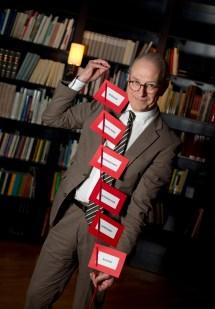 Der rote Faden - Roland Kaehlbrandt