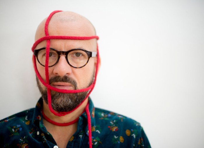 Der rote Faden - Stefan Hantel