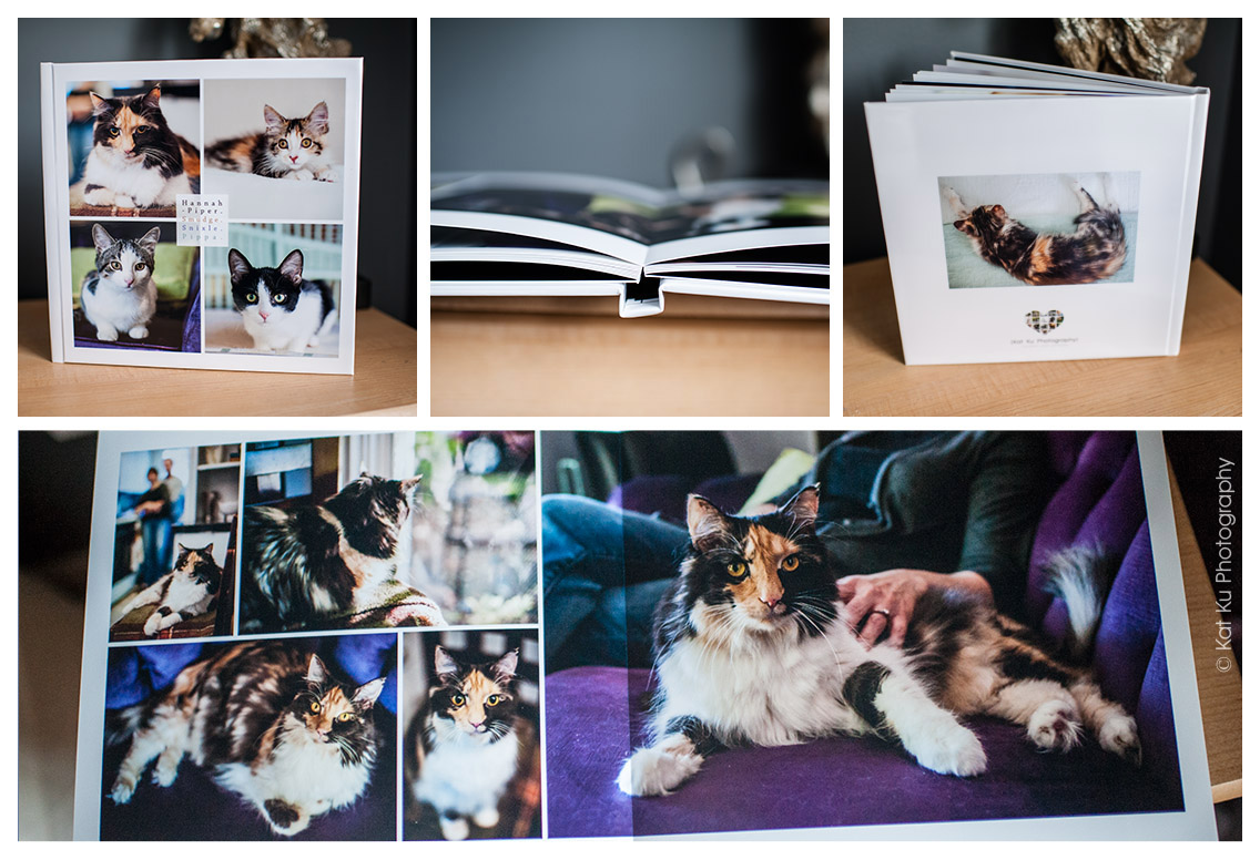 Kat Ku Photography - Layflat Pet Photos Coffee Book