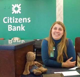 Lippe at the bank