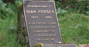 Dian Fossey Grave Hike