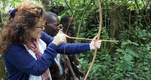 Batwa Trail in Mgahinga