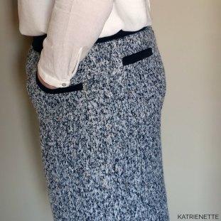 katrienette carola lmv la-maison-victor rok skirt jupe