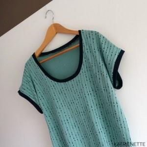 Odette LMV La maison victor Lillestoff mysig t-shirt woltricot breiselk