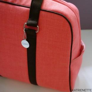 katrienette swoon swoonpatterns vivian traveler bag tas style-vil stylevil fast2fuse reistas weekendtas zelf genaaid bagmaker sewingblogger