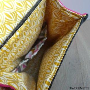 Katrienette PiekeWieke Pieke Wieke Little Eagle Bag kleuter kleuterrugzak rugzakje rugzak lunchtas naaien boekentas zelf workshop lessen leren