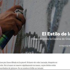 Inside Managua: Multimedia-Reportage zur Graffitiszene in Managua (Spanisch)