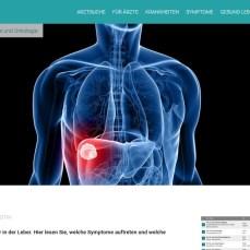 Focus Arztsuche: Leberkrebs