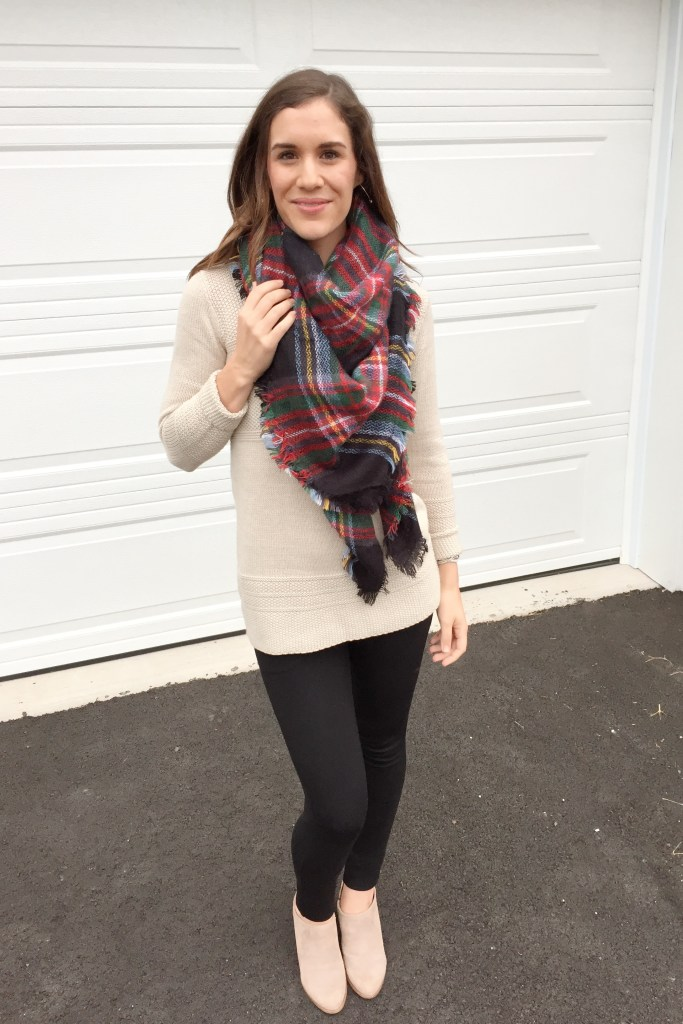 how to tie a blanket scarf effortlessly by katrina gwen rose