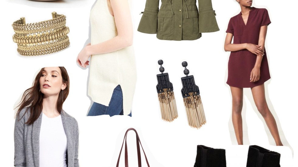 My must have items for Fall