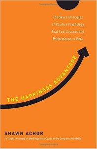 The Happiness Advantage - Reviewed by Katrina Gwen Rose