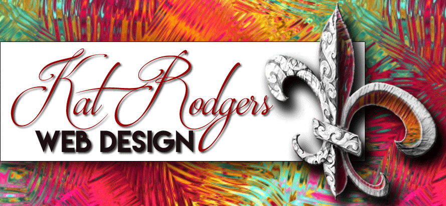 kat rodgers web design