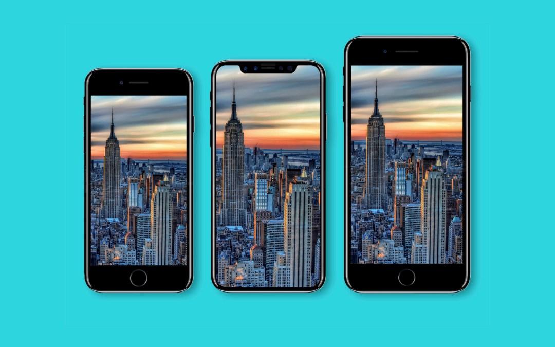 Las Dimensiones reales filtradas del iPhone 8 – KATS®