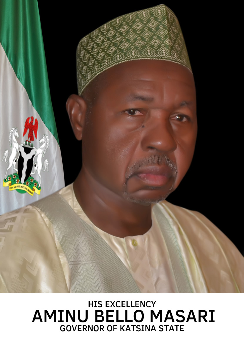 Chairman Mashi Local Government Katsina State Alhaji Ibrahim
