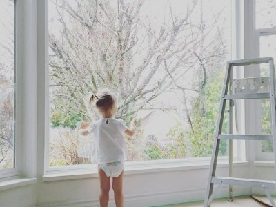 Renovating with Children: or Someone Please Shoot Me…