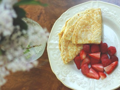 Easy Crepes Recipe that Only takes 10 Minutes