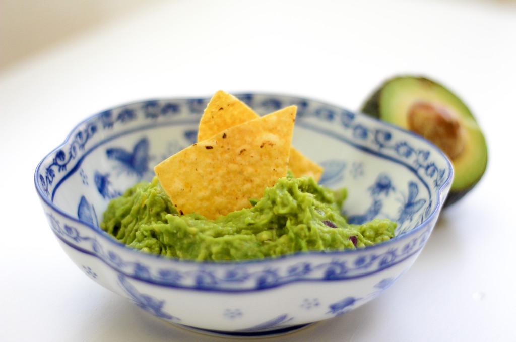 Holy Guacamole Recipe