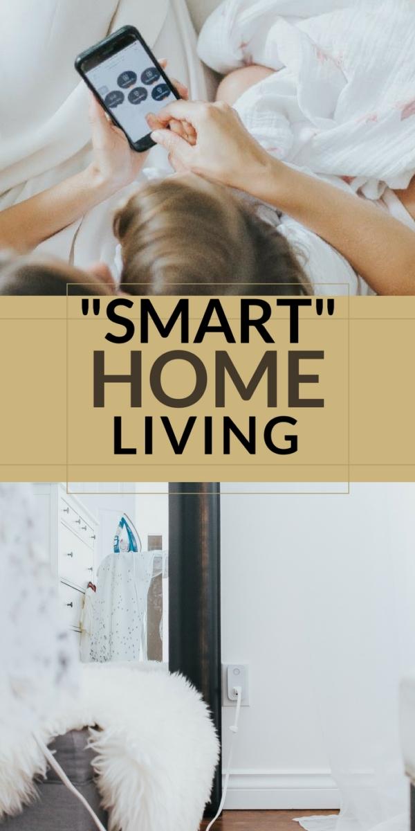 smart home living home tour
