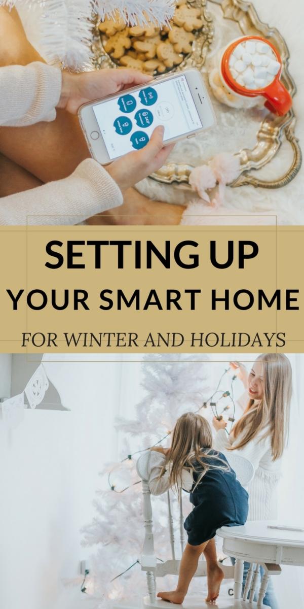 smart home setup