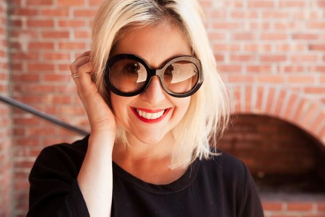 KatWalkSF Prada Sunglasses
