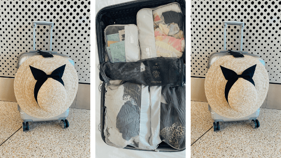 Fashion blogger KatWalkSF shares what she included in her Playa del Carmen 2020 Packing List