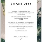 Amour Vert: Welcome to Palo Alto