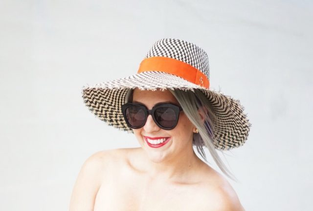 Veronica Marucci Chapeaux, Rossi & Rei. Kickstarter, Kat Ensign, KatWalkSF, San Francisco Blogger, San Francisco Style, Fashionista, Fashion Diaries, Hat, Summer Style, Summer Sales,
