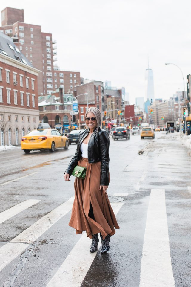 NYFW, New York, West Village, While We Were Young, KatWalkSF, Amour Vert, Furla, Furla Feeling, Saint Laurent, Star Boot, Ditto, Endless Eyewear, Page Thirty, Leather Jacket, Blogger Brunch, Twiirly