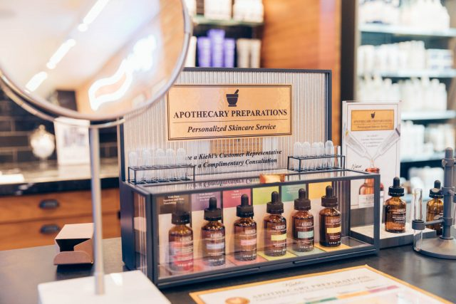 Kiehl's - Apothecary Preparations - San Francisco