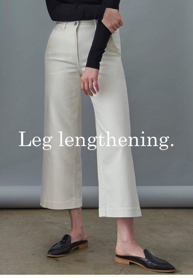 Everlane, Pant, Street Style, KatWalkSF, Fashion Blogger, Leg Lengthening, Waist Nipping, Butt Boosting, KatWalkSF
