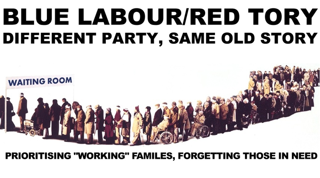 Image result for new labour vs old labour