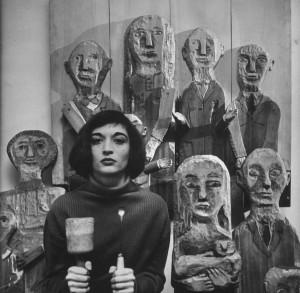 Marisol Escobar for Time Magazine, 1957