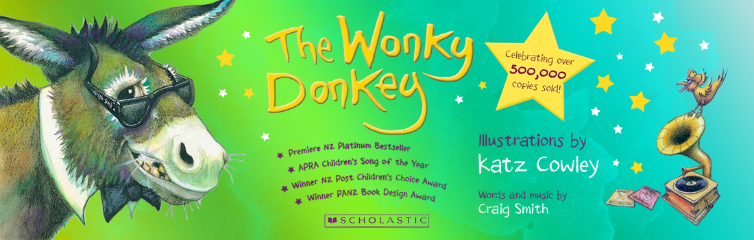 The Wonky Donkey Celebration Edition
