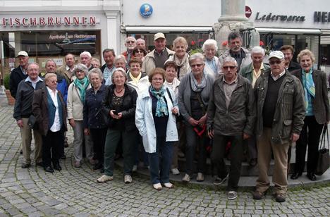 Seniorenausflug Waldkatzenbach 2014