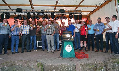 KP Dorffest Muelben