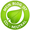 Gutscheine und Coupons - CO2 neutral